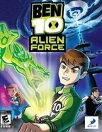Ben 10: Alien Force The Video Game