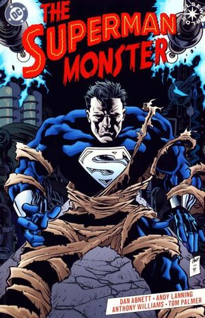 Cover for Superman Monster #1