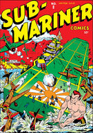 Sub-Mariner Comics Vol 1 8