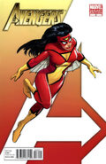 Avengers Vol 4 2 Spider-Woman Variant