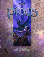 Ptolus Cover