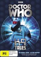 K9 Tales DVD box set Australian cover