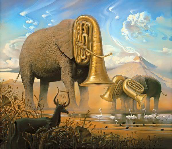 el surrealismo del arte essay