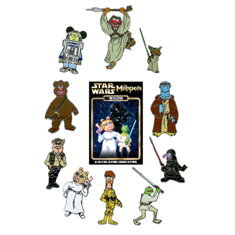 New Muppet/Star Wars Toys | Muppet Fans Who Grew Up - Tough