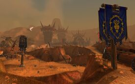 Southern Barrens Cataclysm