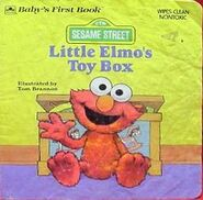 Little Elmo&#39;s Toy Box