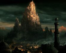Wallpaper Prince of Persia The Two Thrones 14