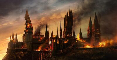 Hogwarts Post-Battle
