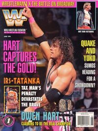 June 1994 - Vol. 13, No. 6