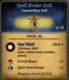 Spell-Binder-Doll