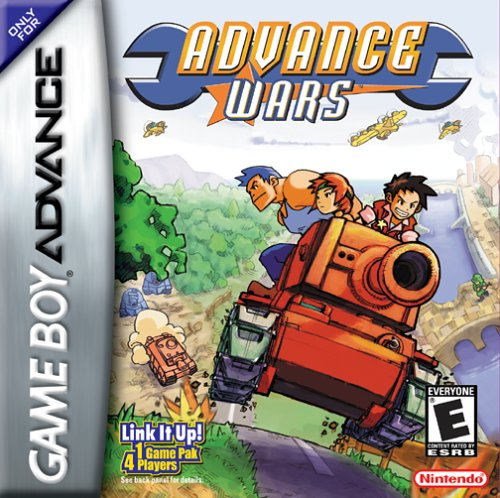 advance wars tier list