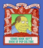 Comic book guy book