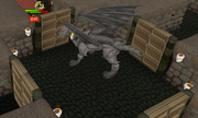 Pit iron dragon - challenge mode