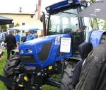 Farmtrac 685 DT MFWD (Limb)-2007