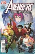 Avengers The Children&#39;s Crusade Vol 1 1