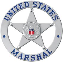 Marshal badge