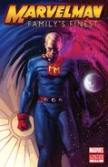 Marvelman Family&#39;s Finest Vol 1 1