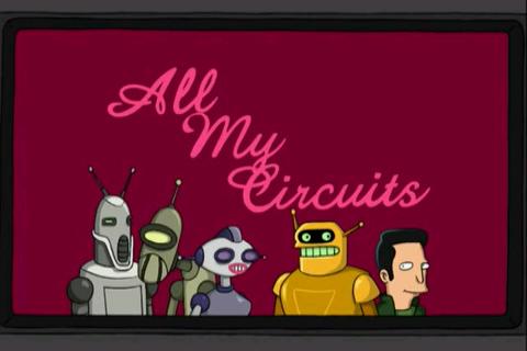 Mirada de Robot - Futurama Wiki - photo#39