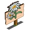 Edelweiss Mastery Sign-icon
