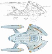 USS Defiant Pathfinder project