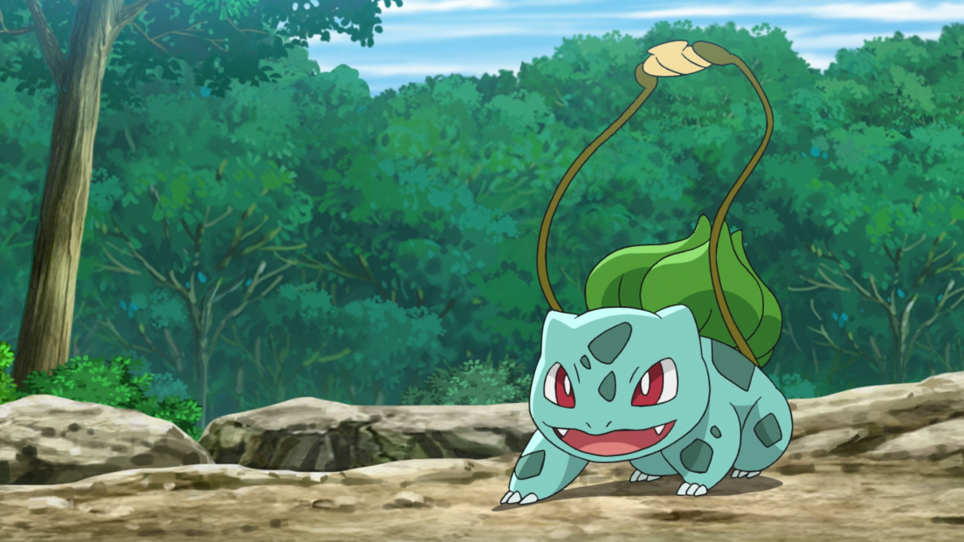 Kiseki inicia en pueblo paleta! Ash_Bulbasaur