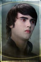 Alec of the Volturi New Moon