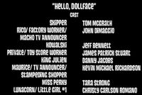 Hello Dollface Cast