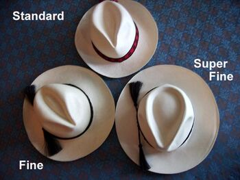 Ecuador hat samples