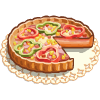 Vegetable Tart-icon