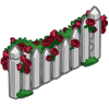 Rose Fence-icon
