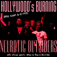 Hollywood's burning neurotic outsiders duran duran