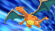Ash Charizard