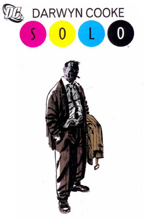 Cover for Solo #5