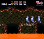 Speed booster super metroid