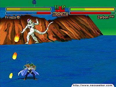 Dragon Ball Z Ultimate Battle 22 Cheats