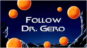 Follow Dr Gero