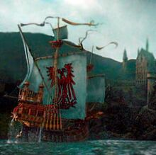 Durmstrang ship pic2