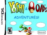 Yoshi and Toad&#39;s Adventures!