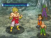 Dragon ball z attack of the saiyans 7
