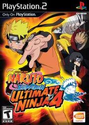 Tres muy buenos juegos de Naruto. 180px-Ultimate_Ninja_4_EN