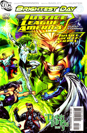 Cover for Justice League of America #47