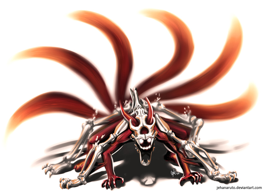 The Japanese Original of the Kyuubi in Naruto ~ 9999 Anime Wallpapers