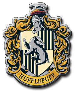 Casa Hufflepuff Hufflepuffcrest