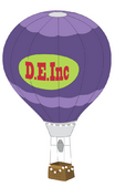 DEI Hot Air Balloon