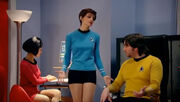 IT Crowd Star Trek Sextape