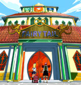 Fairy Tail former building