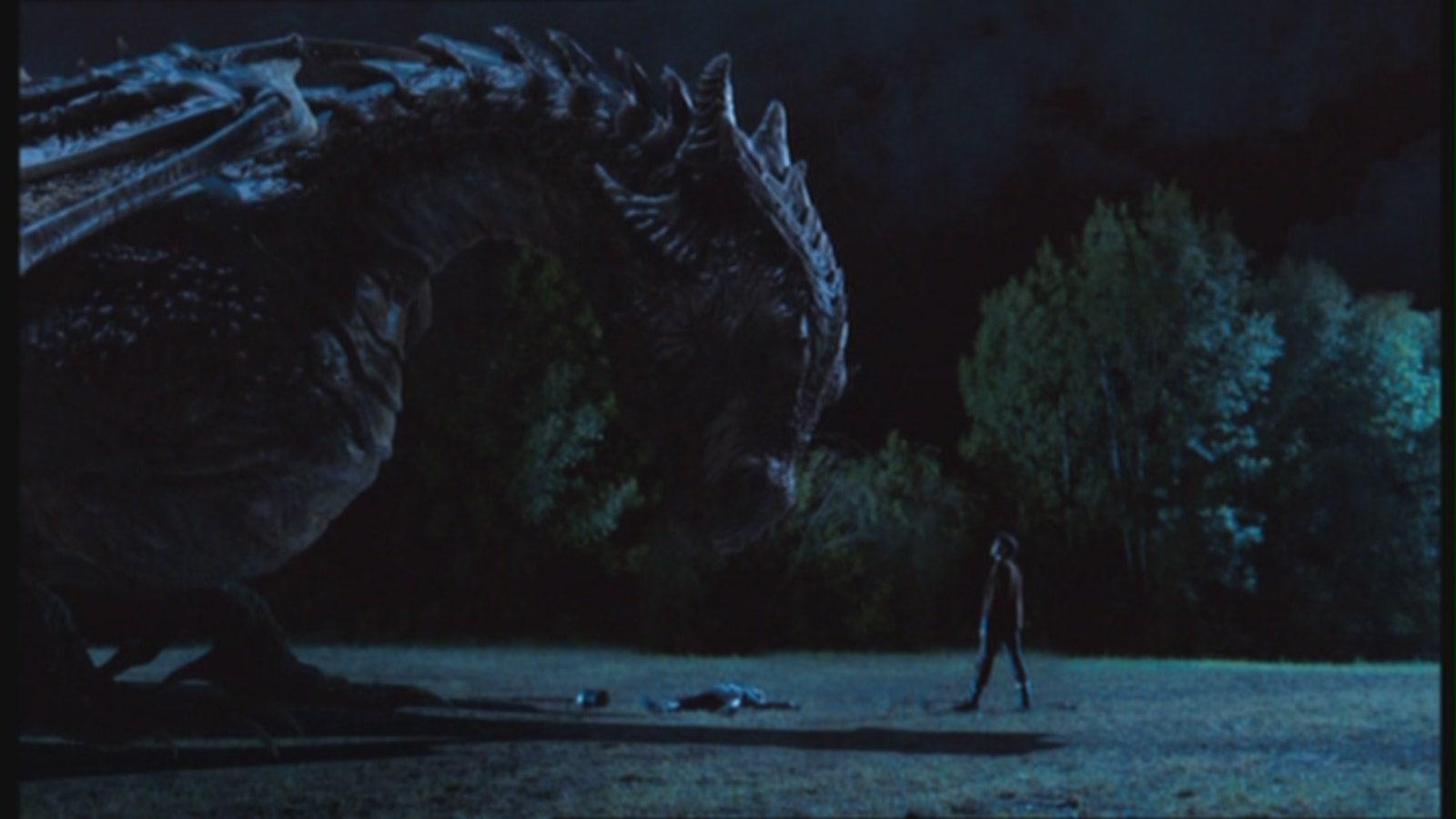 Merlin Dragon: BBC TV Series