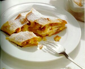 Apple Strudel