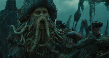 Davy Jones Helm