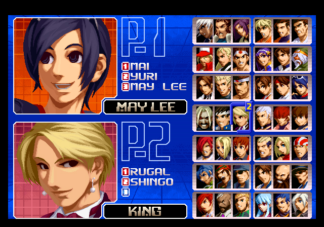 descargar kof 2002 plus para pc